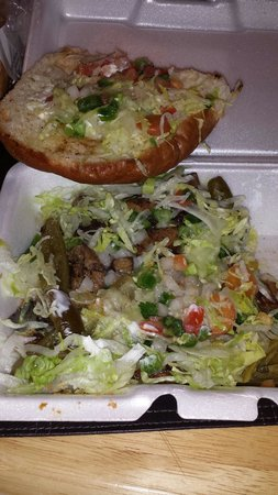 The Tamale Place: Torta
