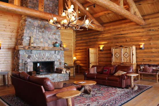 Brooks Lake Lodge and Spa: Spa & Exercise Building