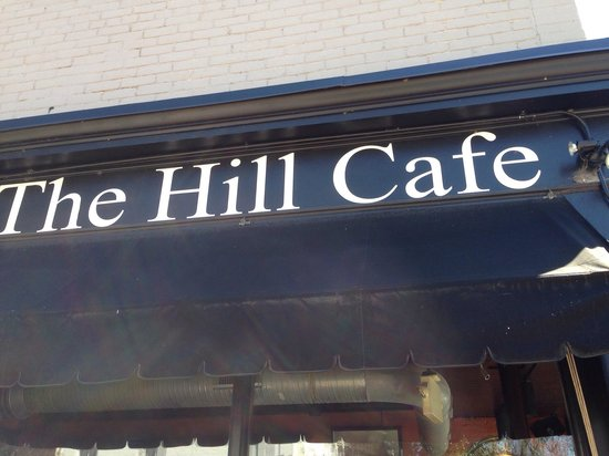 The Hill Cafe: Hill cafe