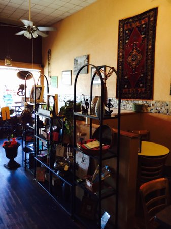 Bedoian's Bakery & Bistro: In Wickenburg.  Not a saloon.