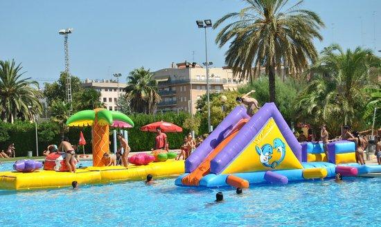 Foto de piscina parque de benicalap valencia fiestas de for Piscina parque benicalap