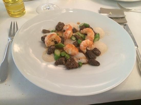 Les tablettes Jean Louis Nomicos: fancy shrimp