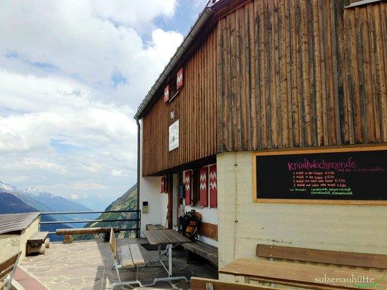 Sulzenauer Hütte: Sulzenauhütte