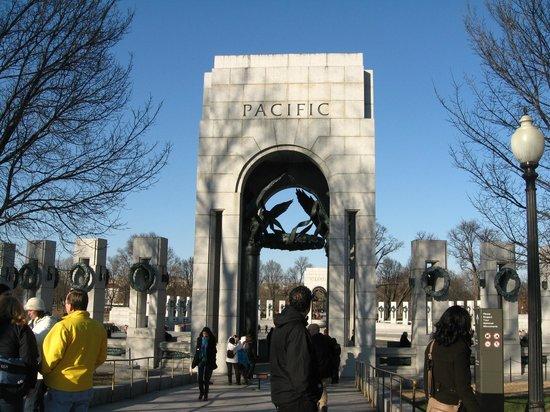 National World War II Memorial : World War II Memorial