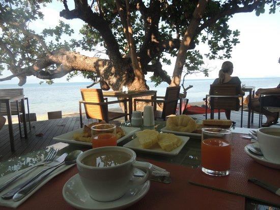 The COAST Resort - Koh Phangan : Desayuno