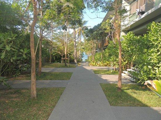 The COAST Resort - Koh Phangan : Hotel