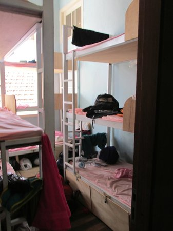 Hercus Hostel Santa Teresa : room
