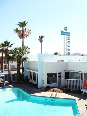 Quality Inn Flamingo: Flamingo hotel pool
