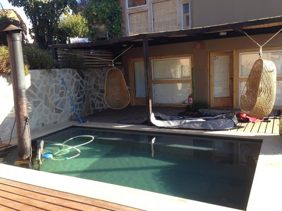 Natural Surf Lodge: Piscina