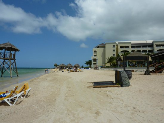 Iberostar Grand Rose Hall Beach Area
