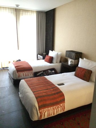 Banyan Tree Mayakoba: Second room in golf villa.