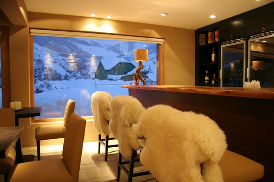 Galileo Boutique Hotel  Bariloche: Wine Bar