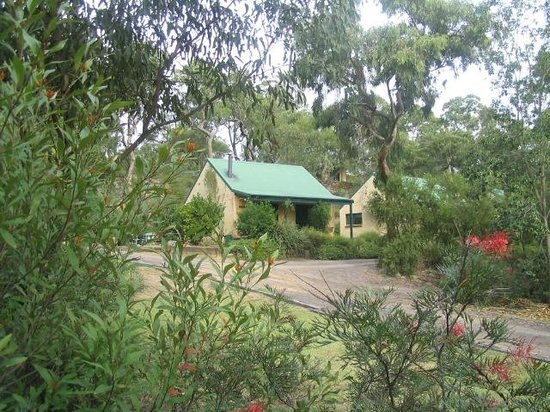 Kurrajong Trails and Cottages: 1 of 4 s/c cottages