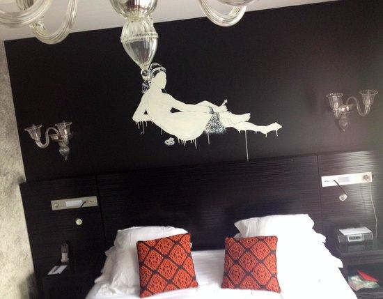 Maison Albar Hotel Paris Champs-Elysées : Room 505