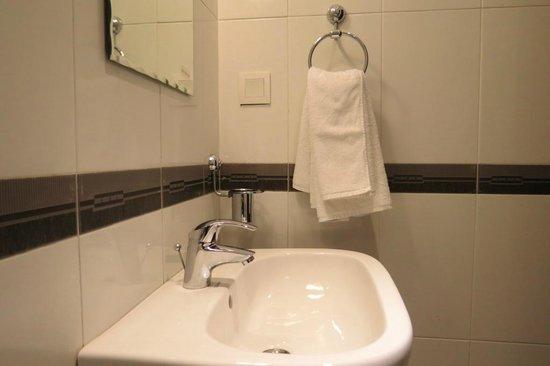 Retreat Serviced Apartments: Sparkling Clean Bathrooms