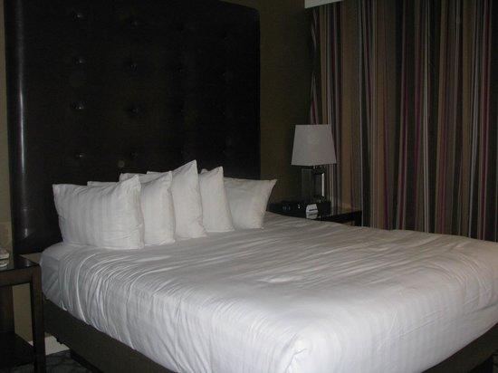 Hyatt Regency Orange County : Dormitorio 1