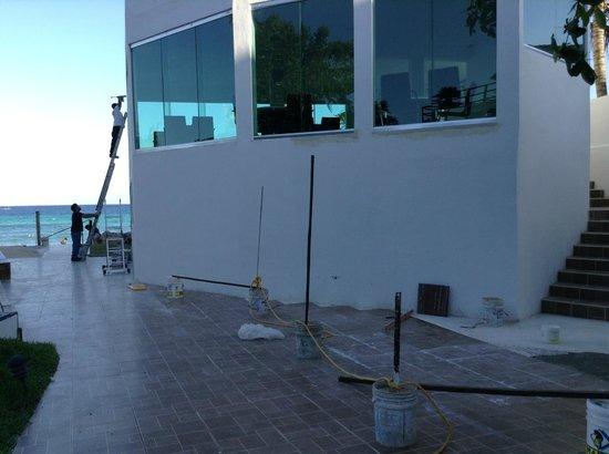 Le Reve Hotel & Spa: 'Ocean view'