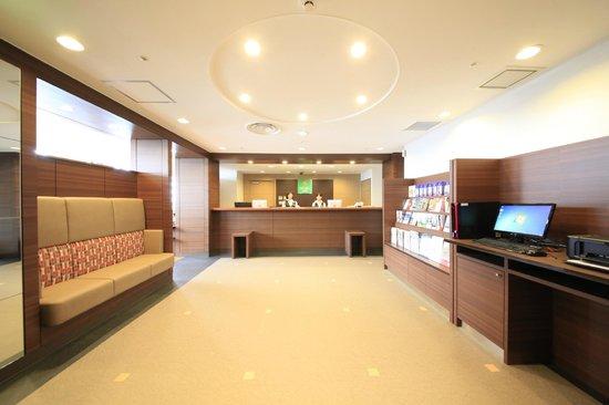 Vessel Inn Yachiyo Katsutadai Ekimae: フロント