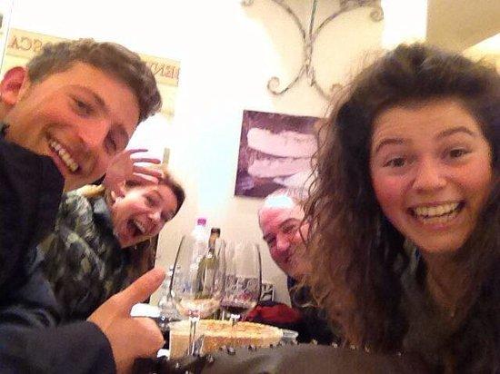 i Toscani: Buon appetito! Consiglio di provare. Veramente ottimo!