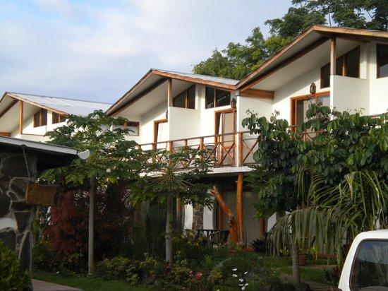 Tea Nui - Cabanas y Habitaciones: desde el parque