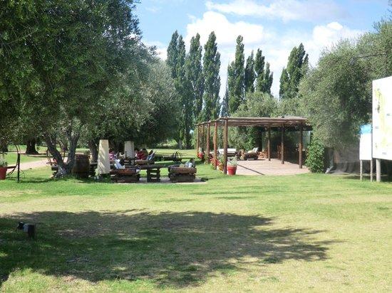 Chez Gaston Restaurant at Algodon Wine Estates: Restaurant
