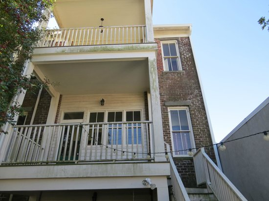 17 Hundred 90 Inn: Guest House