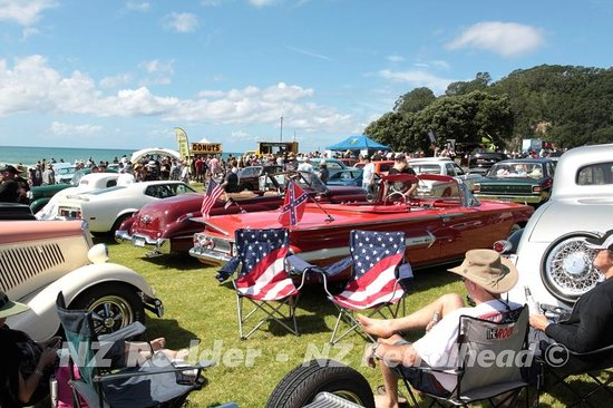 Sandy Rose Bed & Breakfast : Beach Hop - annual Americana festival held in March