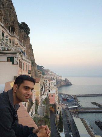 Il Porticciolo di Amalfi: Great view