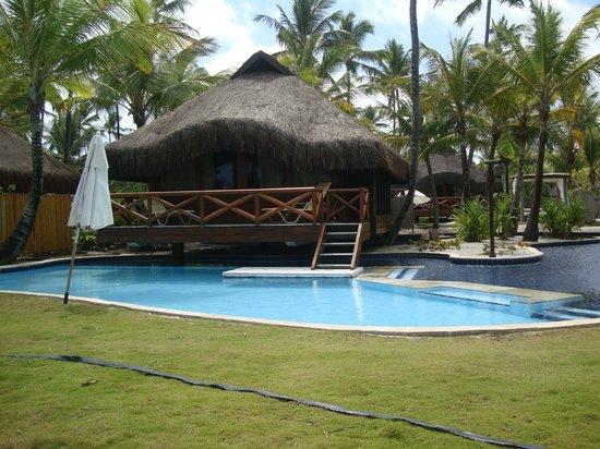 Nannai Resort & Spa: Our private pool