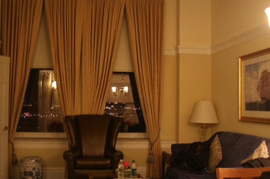 Marriott Vacation Club Pulse at Custom House, Boston: One-bedroom Suite