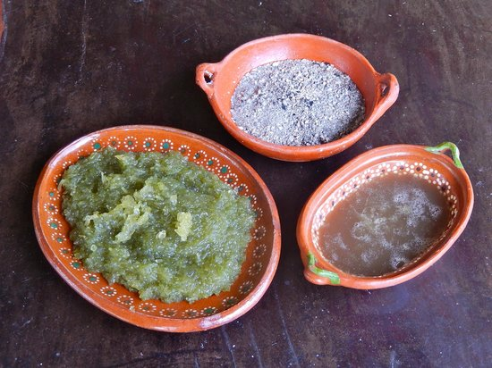 Urraca Private Island : Ingredients for our seaweed treatment