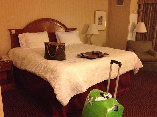 Hampton Inn NY - JFK: Room