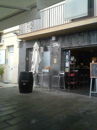 L'Anap Bistro : Entrada Restaurante