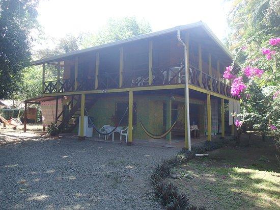 Centro Turistico Brigitte: Aldina's guesthouse