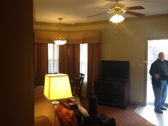 Lockoff Bedroom Picture Of Wyndham Nashville Nashville Tripadvisor