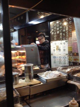 Meat Oyama: 立飲みで焼鳥を買う