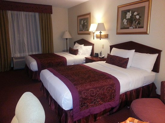 Wingate by Wyndham St Augustine: standard double room