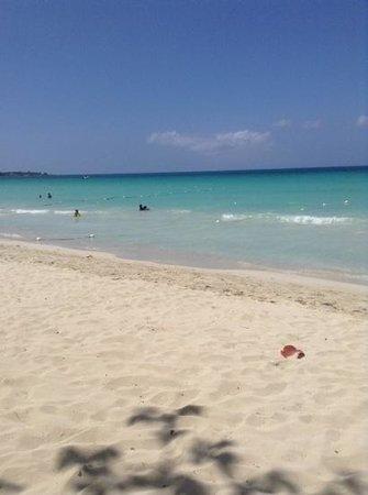 Grand Pineapple Beach Negril : the beach