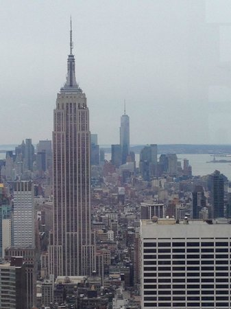 Empire + Freedom Tower + Statue of Liberty - Picture of ...