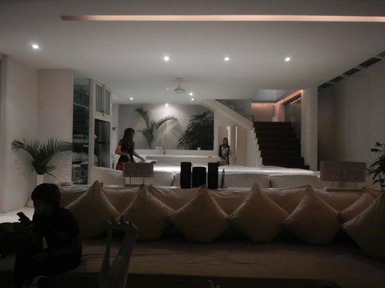 Eden - The Residence at the Sea : Living Room