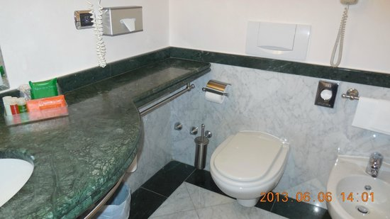 NH Lecco Pontevecchio: Baño