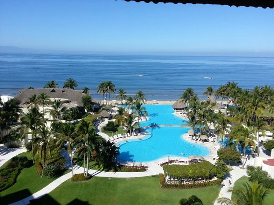 Grand Velas Riviera Nayarit : View from our room