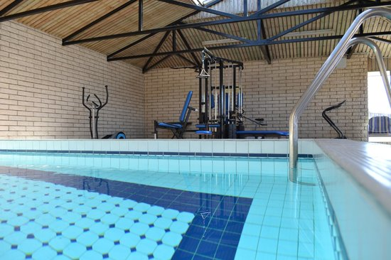 The Lakes Resort: Lakes Resort Mount Gambier Indoor heated Pool and Gymnasium