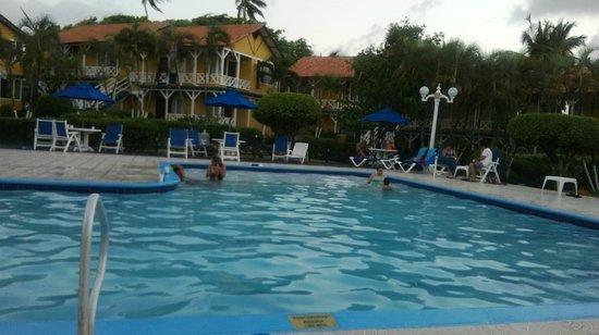 Sol Caribe Campo: Piscina del hotel
