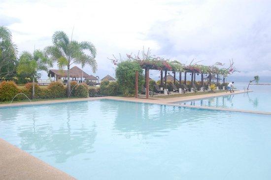 Infinity Pool Picture Of Secdea Beach Resort Samal Island Tripadvisor