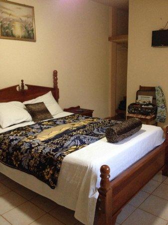 River Park Inn: Our room