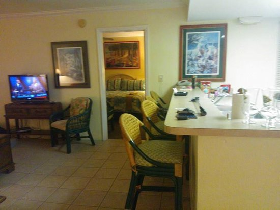 Sunrise Suites Resort: Interno