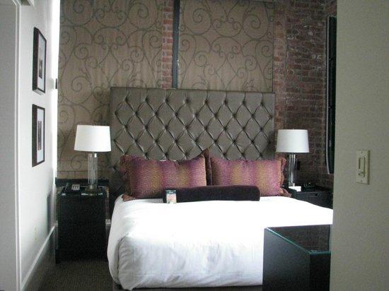 Fairmont Heritage Place, Ghirardelli Square: Dormitorio 1