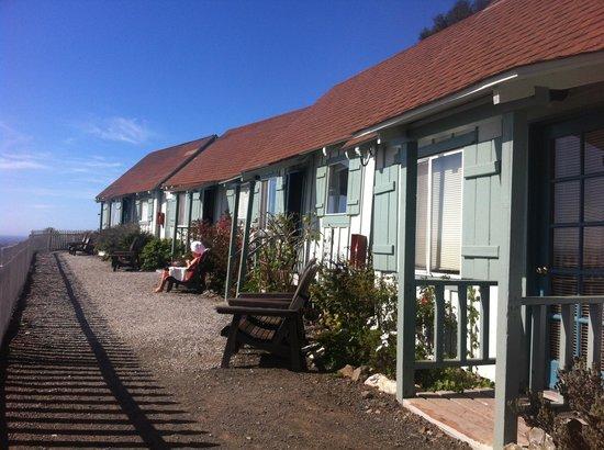 Lucia Lodge: Cabanas