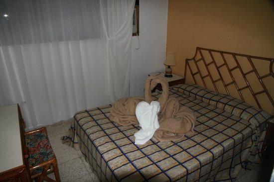 Villa Caburní : room